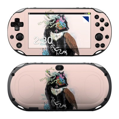 Sony PS Vita 2000 Skin - Black Magic