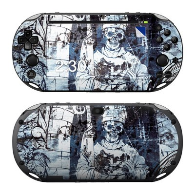 Sony PS Vita 2000 Skin - Black Mass