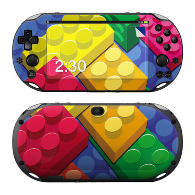 Sony PS Vita 2000 Skin - Bricks