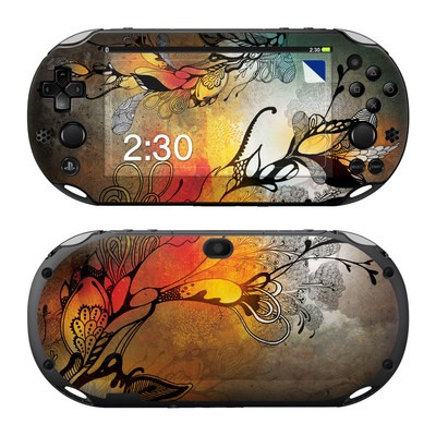 Sony PS Vita 2000 Skin - Before The Storm