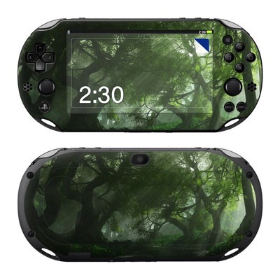 Sony PS Vita 2000 Skin - Canopy Creek Spring
