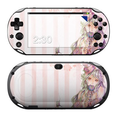 Sony PS Vita 2000 Skin - Candy Girl