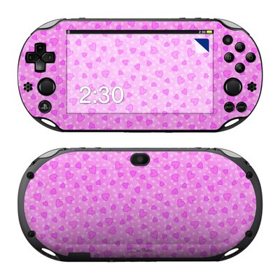 Sony PS Vita 2000 Skin - Candy Hearts