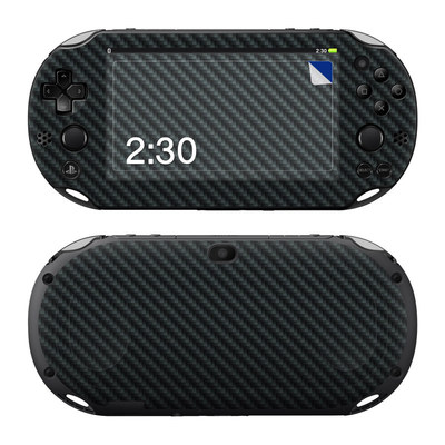 Sony PS Vita 2000 Skin - Carbon