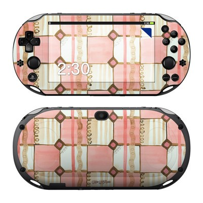 Sony PS Vita 2000 Skin - Chic Check