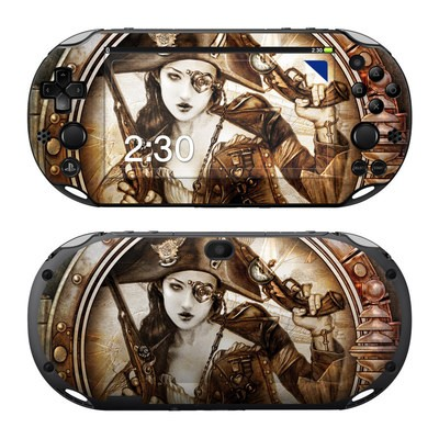 Sony PS Vita 2000 Skin - Corvus Corsair