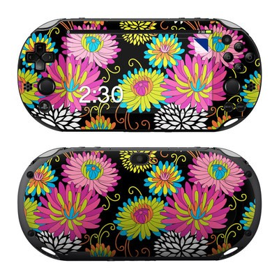 Sony PS Vita 2000 Skin - Chrysanthemum