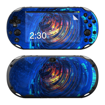 Sony PS Vita 2000 Skin - Clockwork