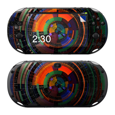 Sony PS Vita 2000 Skin - Color Wheel