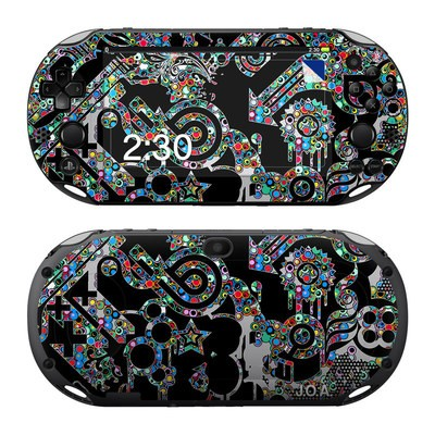 Sony PS Vita 2000 Skin - Circle Madness