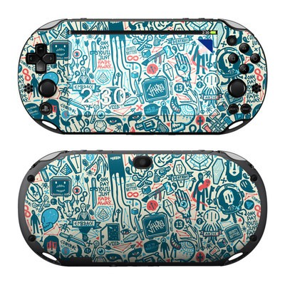 Sony PS Vita 2000 Skin - Committee