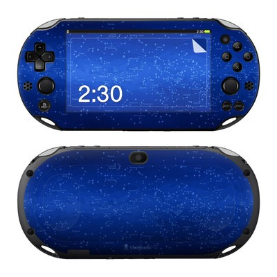 Sony PS Vita 2000 Skin - Constellations
