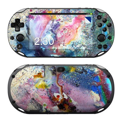 Sony PS Vita 2000 Skin - Cosmic Flower