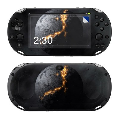 Sony PS Vita 2000 Skin - Crucible