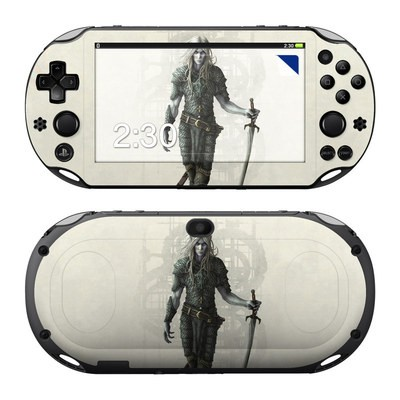 Sony PS Vita 2000 Skin - Dark Elf