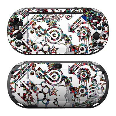 Sony PS Vita 2000 Skin - Dots