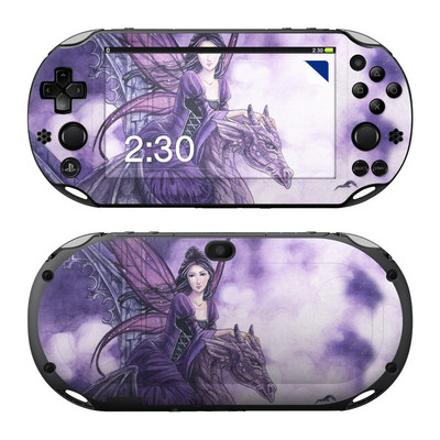 Sony PS Vita 2000 Skin - Dragon Sentinel