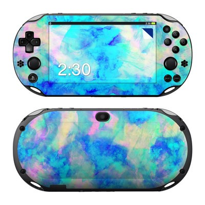 Sony PS Vita 2000 Skin - Electrify Ice Blue
