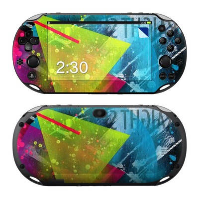 Sony PS Vita 2000 Skin - Element-City