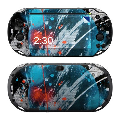 Sony PS Vita 2000 Skin - Element-Ocean