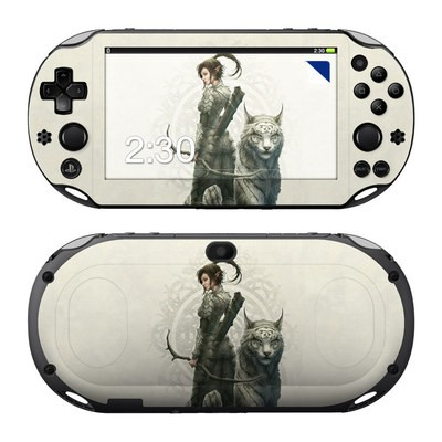Sony PS Vita 2000 Skin - Half Elf Girl