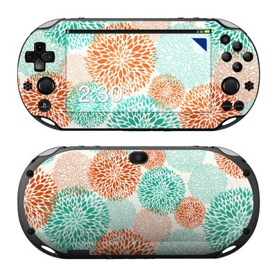 Sony PS Vita 2000 Skin - Flourish