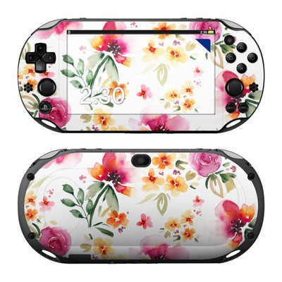 Sony PS Vita 2000 Skin - Fresh Flowers