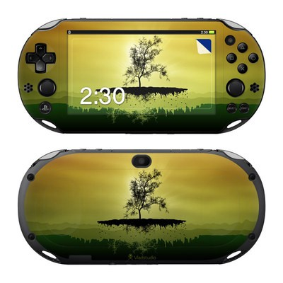 Sony PS Vita 2000 Skin - Flying Tree Amber
