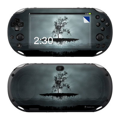 Sony PS Vita 2000 Skin - Flying Tree Black