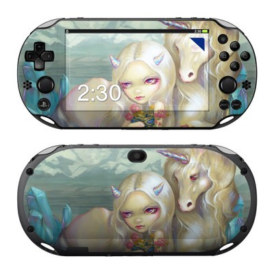 Sony PS Vita 2000 Skin - Fiona Unicorn