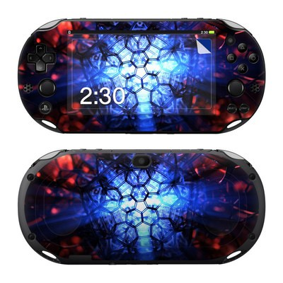Sony PS Vita 2000 Skin - Geomancy