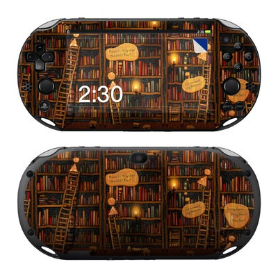 Sony PS Vita 2000 Skin - Google Data Center