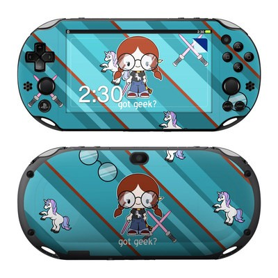 Sony PS Vita 2000 Skin - Got Geek