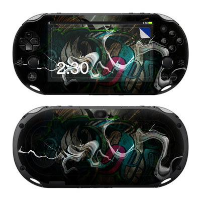 Sony PS Vita 2000 Skin - Graffstract