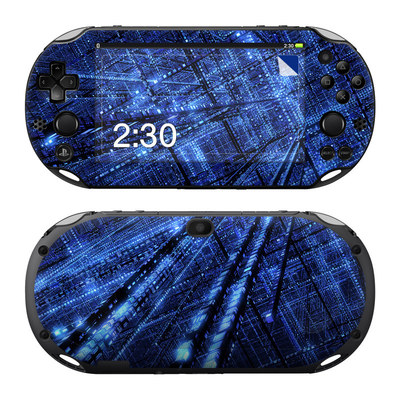 Sony PS Vita 2000 Skin - Grid