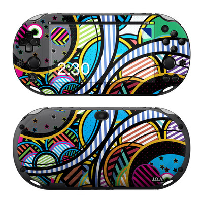 Sony PS Vita 2000 Skin - Hula Hoops