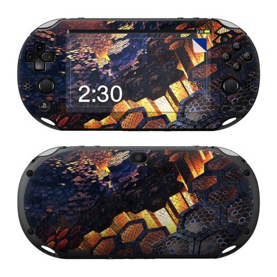 Sony PS Vita 2000 Skin - Hivemind