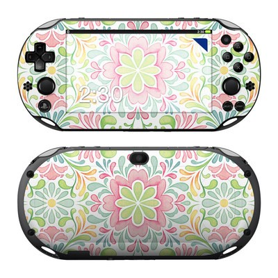 Sony PS Vita 2000 Skin - Honeysuckle