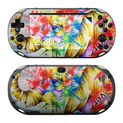 Sony PS Vita 2000 Skin - Headspring