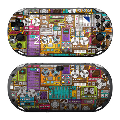 Sony PS Vita 2000 Skin - In My Pocket