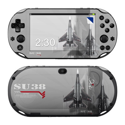Sony PS Vita 2000 Skin - Jet Fighter