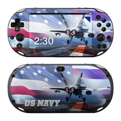 Sony PS Vita 2000 Skin - Launch
