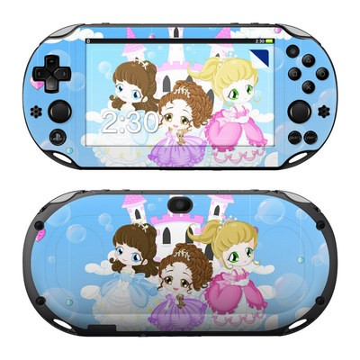 Sony PS Vita 2000 Skin - Little Princesses
