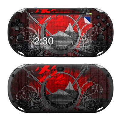 Sony PS Vita 2000 Skin - Mount Doom