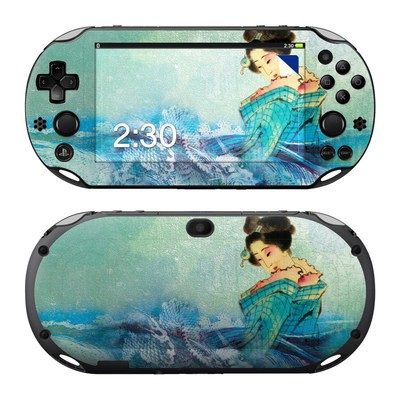 Sony PS Vita 2000 Skin - Magic Wave