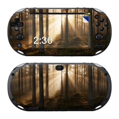Sony PS Vita 2000 Skin - Misty Trail