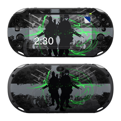 Sony PS Vita 2000 Skin - Modern War
