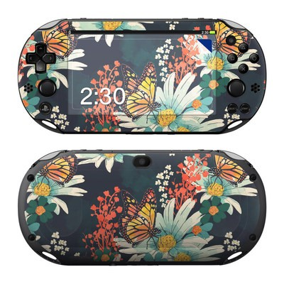 Sony PS Vita 2000 Skin - Monarch Grove