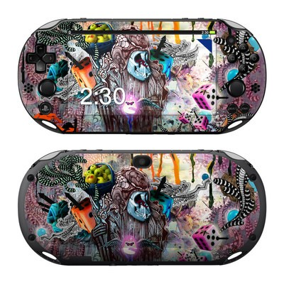 Sony PS Vita 2000 Skin - The Monk