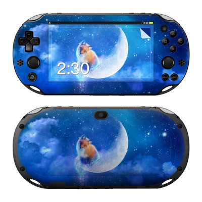 Sony PS Vita 2000 Skin - Moon Fox